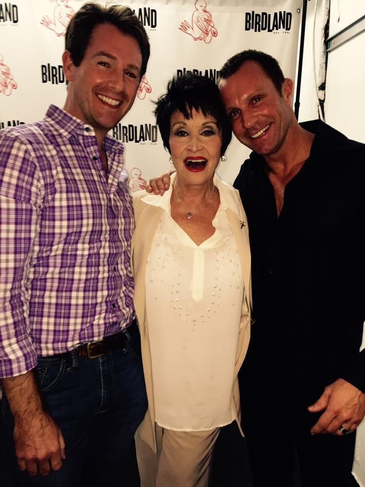 Birdland with Chita Rivera and Matt Deming
